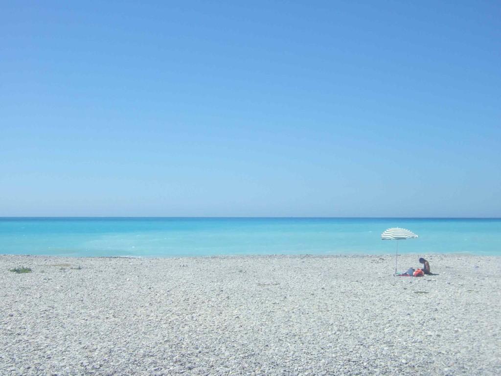 beach at ventemilgia
