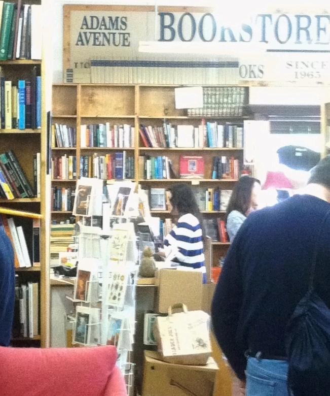 bookstore main room
