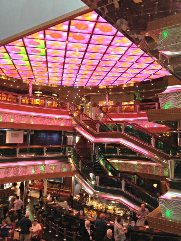 pink lobby
